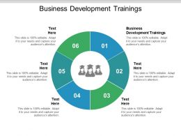 Business Development Trainings Ppt Powerpoint Presentation Styles Demonstration Cpb
