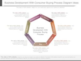business_development_with_consumer_buying_process_diagram_ideas_Slide01