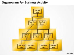 Business Diagram Examples For Activity Powerpoint Templates PPT Backgrounds Slides