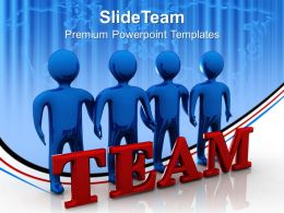 Business Diagram Examples Teamwork Success Ppt Slide Designs Powerpoint Templates