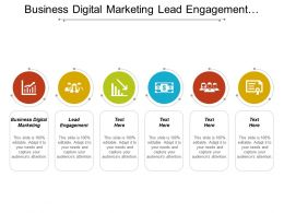 Business Digital Marketing Lead Engagement Self Promotion Cpb