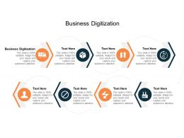 Business Digitization Ppt Powerpoint Presentation Slides Example Cpb