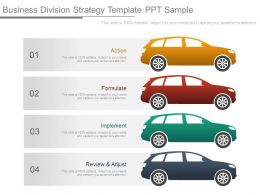 Business Division Strategy Template Ppt Sample