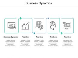Business Dynamics Ppt Powerpoint Presentation Layouts Icon Cpb