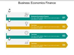 Business Economics Finance Ppt Powerpoint Presentation Icon Infographics Cpb