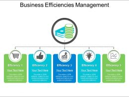 Business Efficiencies Management