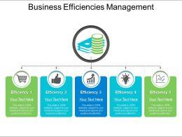 Business Efficiencies Management