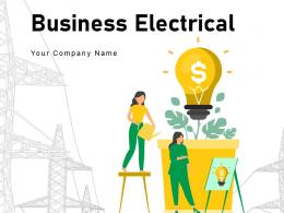 Business Electrical Bulb Connector Growth Opportunities Essentials Marketing Attainment