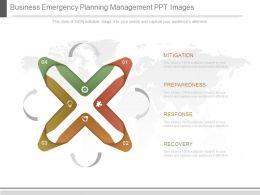 Business Emergency Planning Management Ppt Images