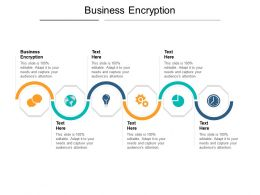 Business Encryption Ppt Powerpoint Presentation Inspiration Professional Cpb