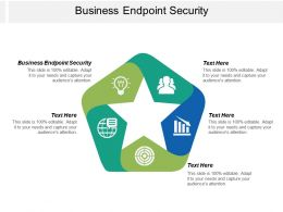 Business Endpoint Security Ppt Powerpoint Presentation Pictures Example Introduction Cpb
