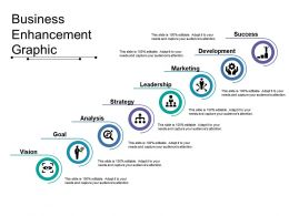 Business Enhancement Graphic