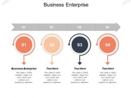 Business Enterprise Ppt Powerpoint Presentation File Example Introduction Cpb