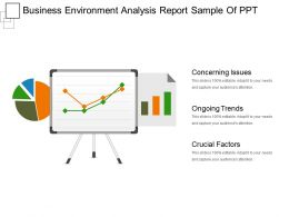 Business Environment Analysis Report Sample Of Ppt