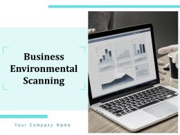 Business Environmental Scanning Powerpoint Presentation Slides