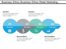 Business Ethics Expense Management Retail Marketing Product Development Cpb