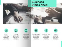 Business Ethics Need Growth Location Ppt Powerpoint Presentation Icon Good