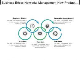 Business Ethics Networks Management New Product Development Plan Template Cpb