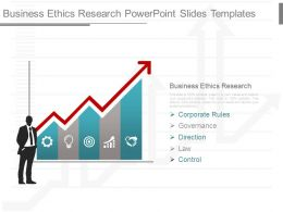 Business Ethics Research Powerpoint Slides Templates