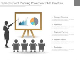 Business Event Planning Powerpoint Slide Graphics