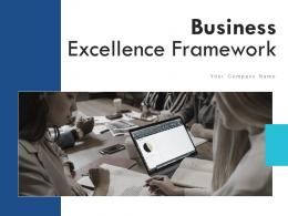 Business Excellence Framework Performance Organizational Hierarchy Management Methodology