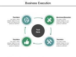 Business Execution Ppt Powerpoint Presentation File Inspiration Cpb