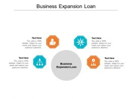 Business Expansion Loan Ppt Powerpoint Presentation Slides Pictures Cpb
