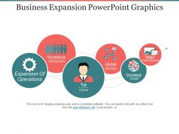 Business Expansion Powerpoint Graphics