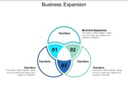 Business Expansion Ppt Powerpoint Presentation File Outline Cpb