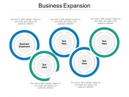 Business Expansion Ppt Powerpoint Presentation Professional Display Cpb
