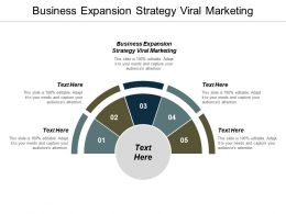 Business Expansion Strategy Viral Marketing Ppt Powerpoint Presentation Icon Samples Cpb