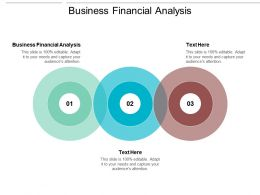 Business Financial Analysis Ppt Powerpoint Presentation Ideas Vector Cpb