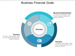 Business Financial Goals Ppt Powerpoint Presentation Gallery Slides Cpb