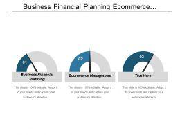 Business Financial Planning Ecommerce Management Digital Marketing Business Management Cpb
