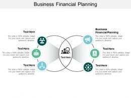 Business Financial Planning Ppt Powerpoint Presentation Slides Design Ideas Cpb