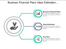 Business Financial Plans Value Estimation Investment Mistakes Analysis Cpb