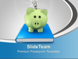 Business Financial Statistics Templates And Themes Process Model Presentation