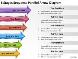 business_flow_chart_sequence_parallel_arrow_diagram_powerpoint_templates_ppt_backgrounds_for_slides_Slide01