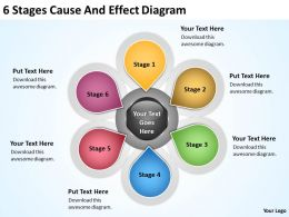 business_flow_charts_examples_6_stages_cause_and_effect_diagram_powerpoint_slides_Slide01