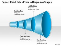 Business Flow Charts Examples Diagram 4 Stages Powerpoint Templates PPT Backgrounds For Slides