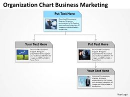 Business Flow Diagram Chart Marketing Powerpoint Templates Ppt Backgrounds For Slides 0523