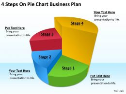 Business Flow Diagram Example Chart Plan Powerpoint Templates PPT Backgrounds For Slides