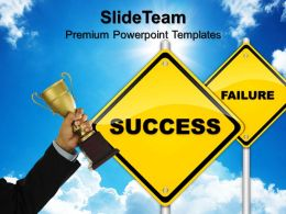 Business Flowchart Sign Success Process Ppt Designs Powerpoint Templates Backgrounds For Slides