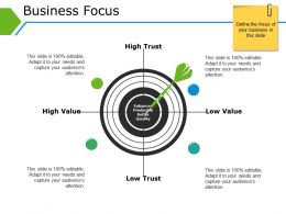 Business Focus Ppt Background Template 1