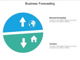 Business Forecasting Ppt Powerpoint Presentation Gallery Ideas Cpb
