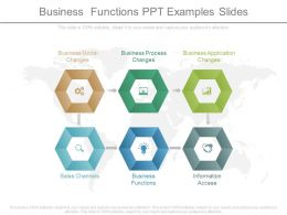 Business Functions Ppt Examples Slides