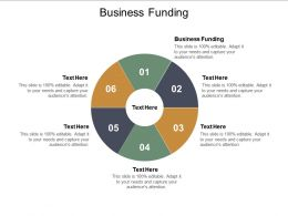 Business Funding Ppt Powerpoint Presentation Ideas Inspiration Cpb