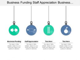 business_funding_staff_appreciation_business_solutions_management_skills_cpb_Slide01