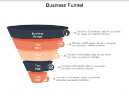 Business Funnel Ppt Powerpoint Presentation Styles Ideas Cpb