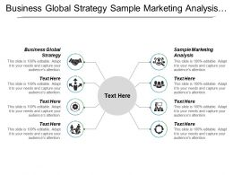 Business Global Strategy Sample Marketing Analysis Corporation Core Competence Cpb